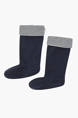 Knitted Welly Socks