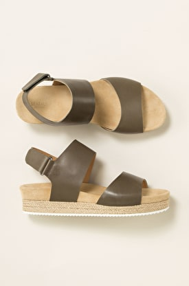 Smooth Pebble Sandal