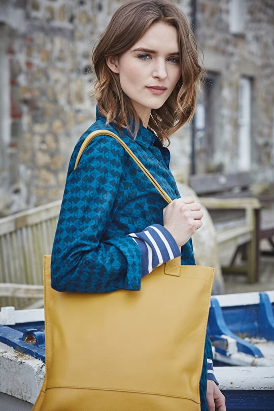 Yellow Moon Tote