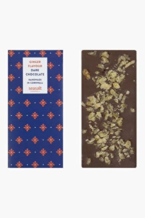 Handmade Cornish Chocolate, Sustainably Sourced - Seasalt