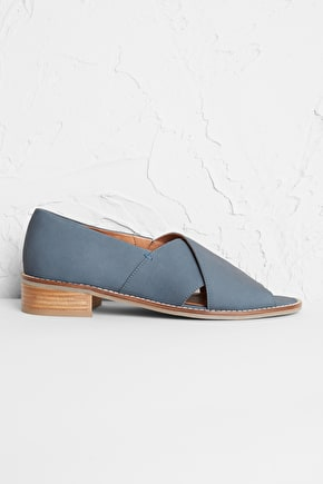 St Piran's Well Shoe, Soft Nubuck Shoe - Seasalt Cornwall