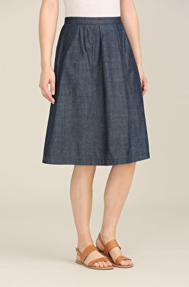 Dropper Loop Skirt