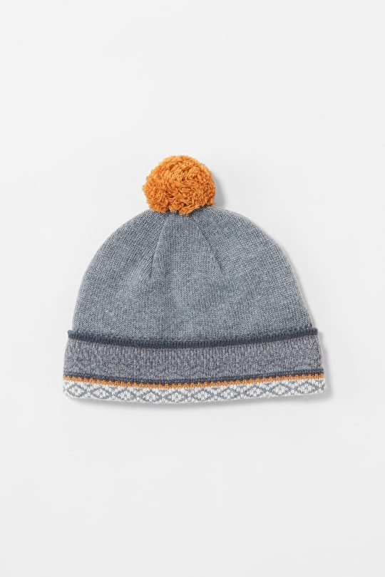 Cashmere Bobble Hat. Perfect For Winter - Seasalt