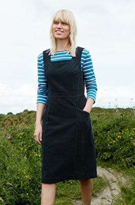 High Deck Pinafore Dress
