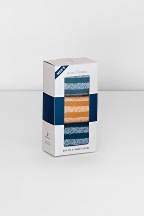 Men's Bloomin Good Socks Box of 3