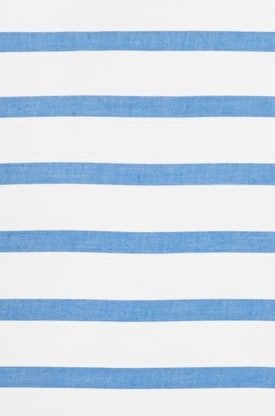Yarn-Dyed Stripe Cotton Duvet Cover
