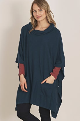 Burnt Heath Poncho