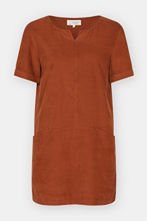 Beautifully Soft Cord Tunic Top - Seasalt
