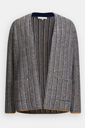 Tall Tale Cardigan, Soft Merino Wool Cardi - Seasalt Cornwall