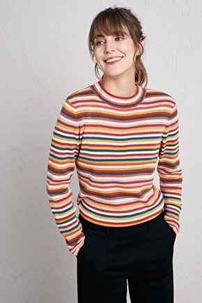 Seaward Jumper, Lightweight Semi-fitted Knit - Seasalt Cornwall