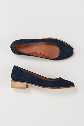 Pasco Shoe | Suede Leather lined | Seasalt