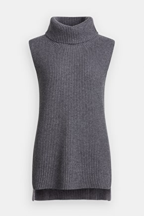 Conservatory Sleeveless Jumper - Seasalt