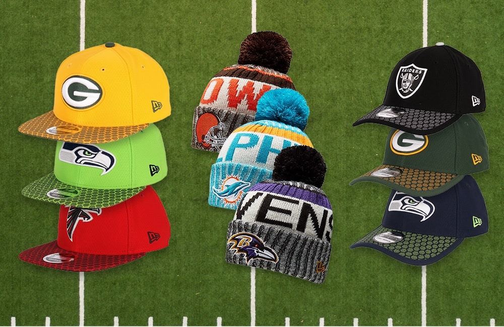 Skate Hut NFL Hats