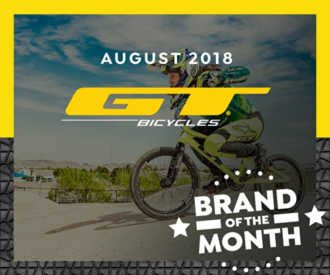Brand Of The Month - August