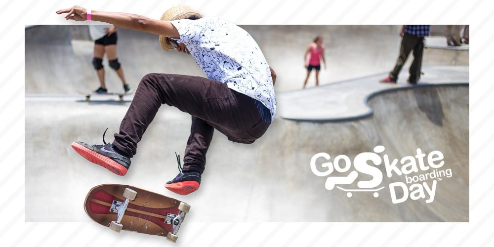 Go Skateboarding Day 2018