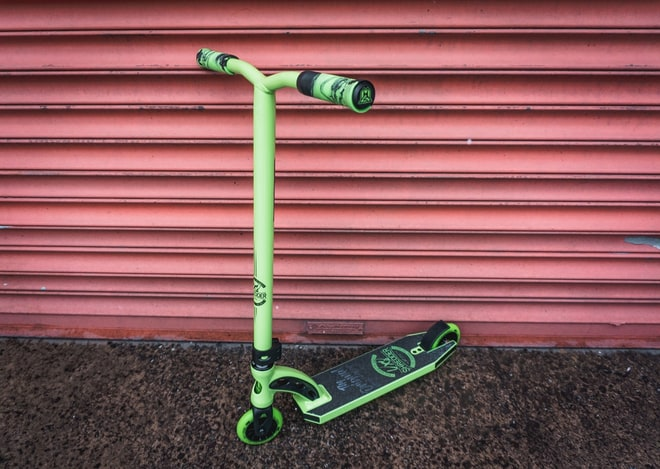 New in: MGP VX8 Shredder and Team Scooters