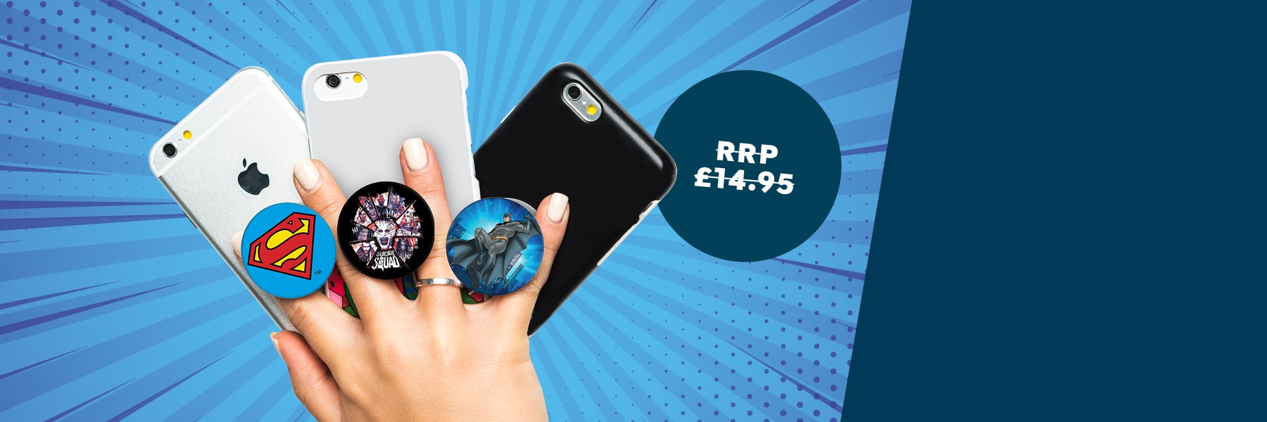 Selected PopSockets <br> Only £6