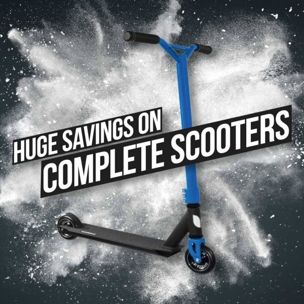 Scooter Savings