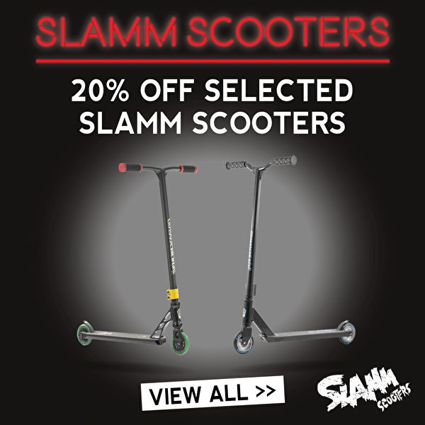 Black Friday Slamm Scooters