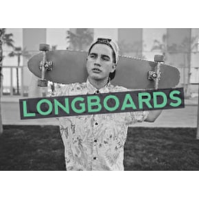 What's New: Longboards