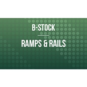 B-Stock Ramps and Rails