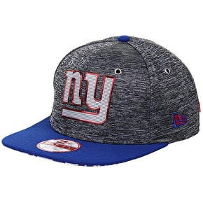 New Era 9fifty NFL Draft NY Giants Snapback Cap