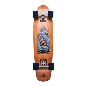 D-Street Cherry Loose Lips Complete Cruiser - Natural 28