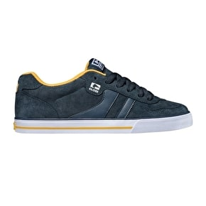 Globe Encore 2 Shoes - Navy/Gold
