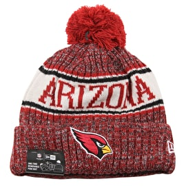 New Era NFL Sideline Beanie 2018 - Arizona Cardinals