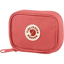 Fjallraven Kanken Card Wallet - Peach Pink