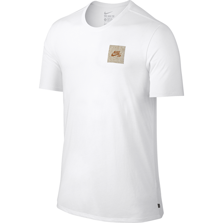 Nike SB S+ Hemp T-Shirt - White