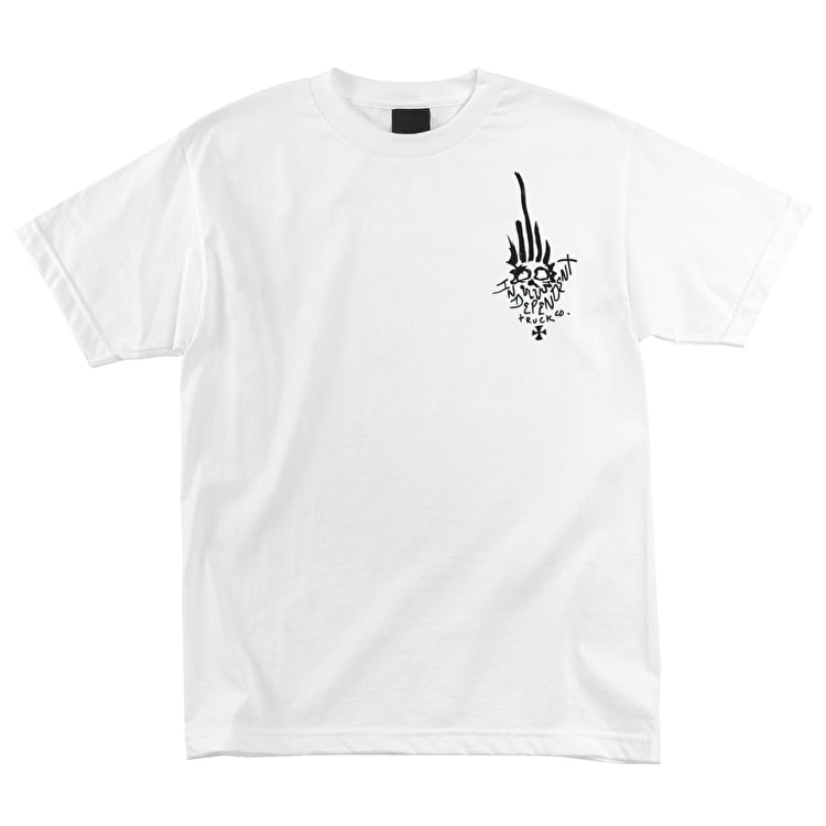 Independent Jason Jessee T-Shirt - White