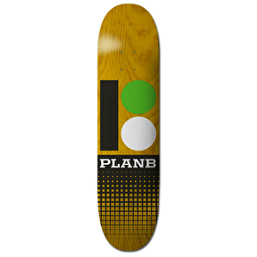 Plan B Mini Skateboard Deck - Team OG Remix 7.75