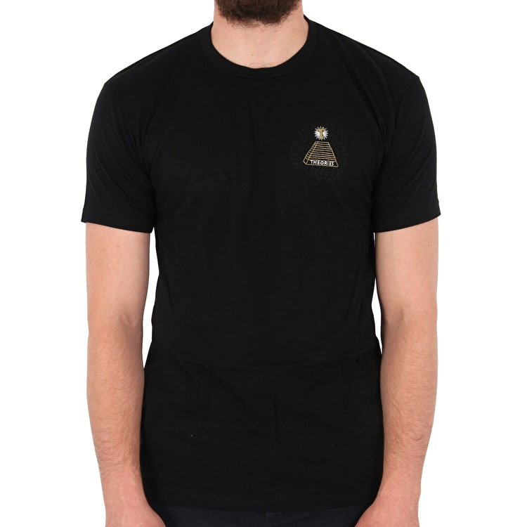 Theories Ostrich Effect T-Shirt - Black