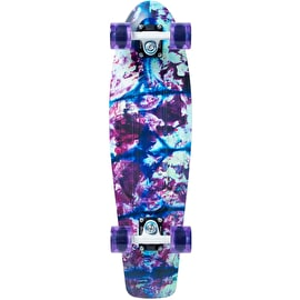Penny Nickel Complete Cruiser Skateboard - Blue Sunshine 27