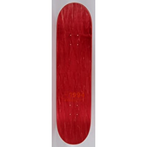 Chocolate Inaugural Anderson Skateboard Deck - 8.125