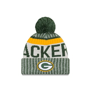 New Era NFL Sideline Beanie - Green Bay Packers