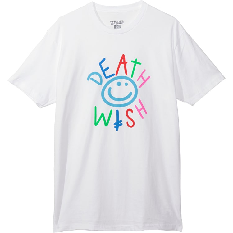 Deathwish World Peace T-Shirt - White