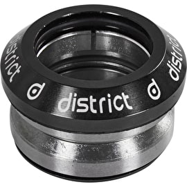 District S-Series Integrated Headset - Black