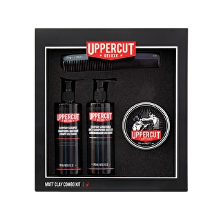 Uppercut Deluxe Matt Pomade Combo Kit