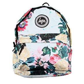 Hype Mint Floral Backpack