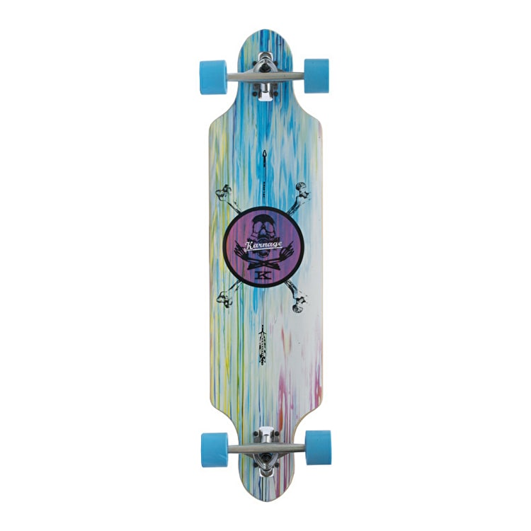 Karnage Longboard - Drop Through 38""