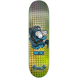 Creature Chain Fink Skateboard Deck - Martinez 8.375
