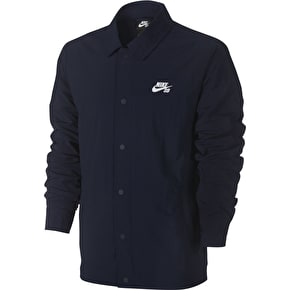 Nike SB Coaches Jacket - Dark Obsidian
