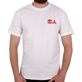 Chrystie Lover T Shirt - White