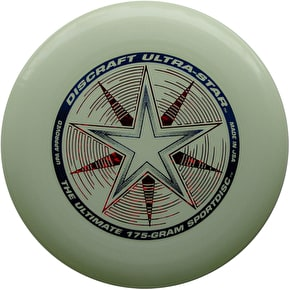Discraft Ultrastar Frisbee - Night Glow