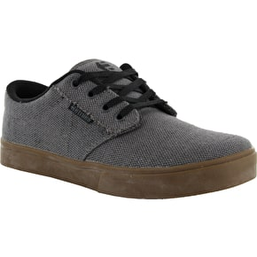 Etnies Kids Jameson 2 Eco Skate Shoes - Grey