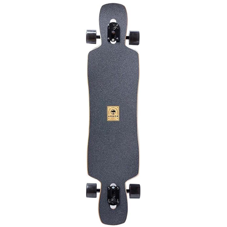 Arbor Artist Series Catalyst Drop Through Complete Longboard 41""