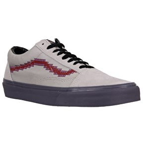 Vans Old Skool Shoes - (Nintendo) Console/Dove