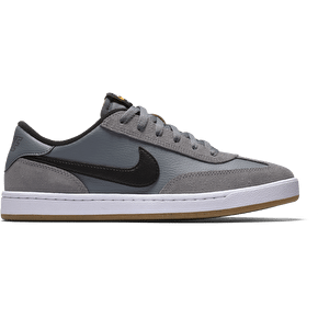 Nike SB FC Classic Skate Shoes - Cool Grey/Black